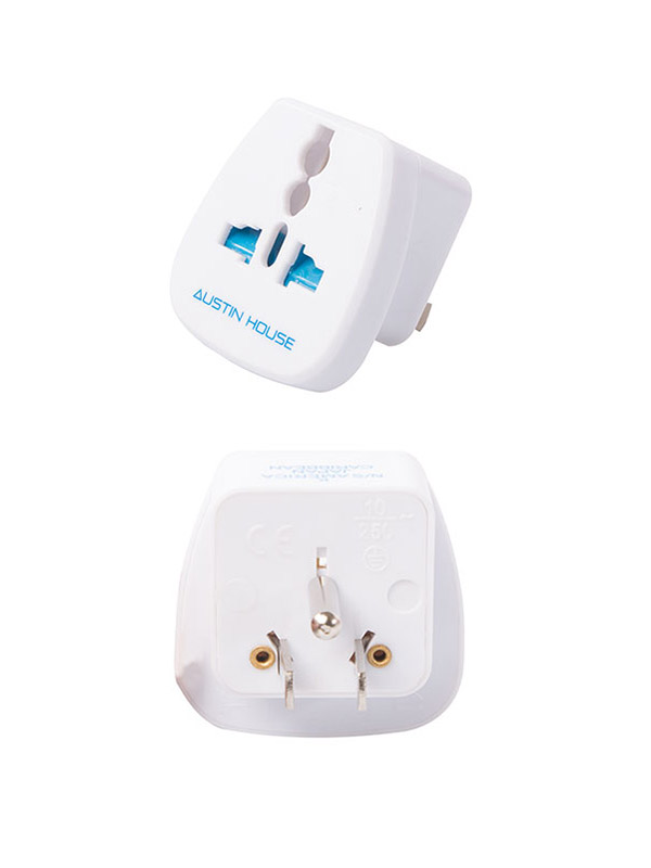 Electrical Travel Accessories Austin House | Holiday