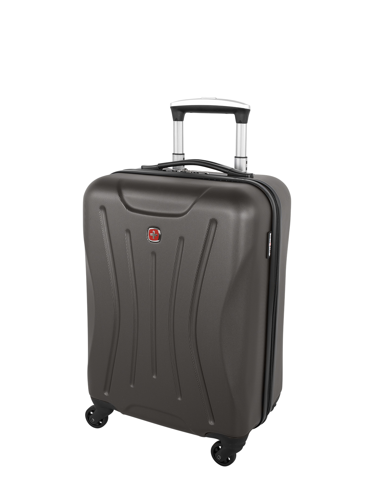 swiss gear fiesta collection carry on luggage holiday