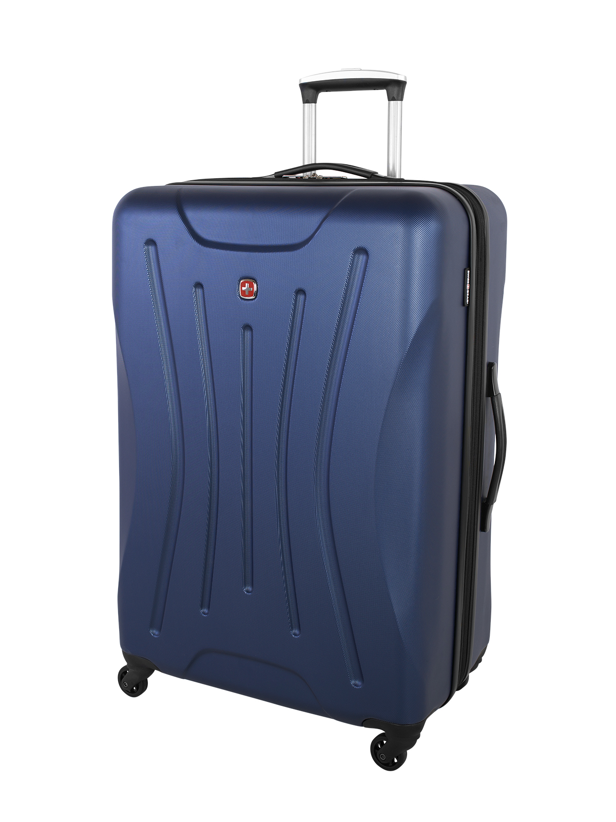 swiss gear fiesta collection 28 upright expandable luggage holiday