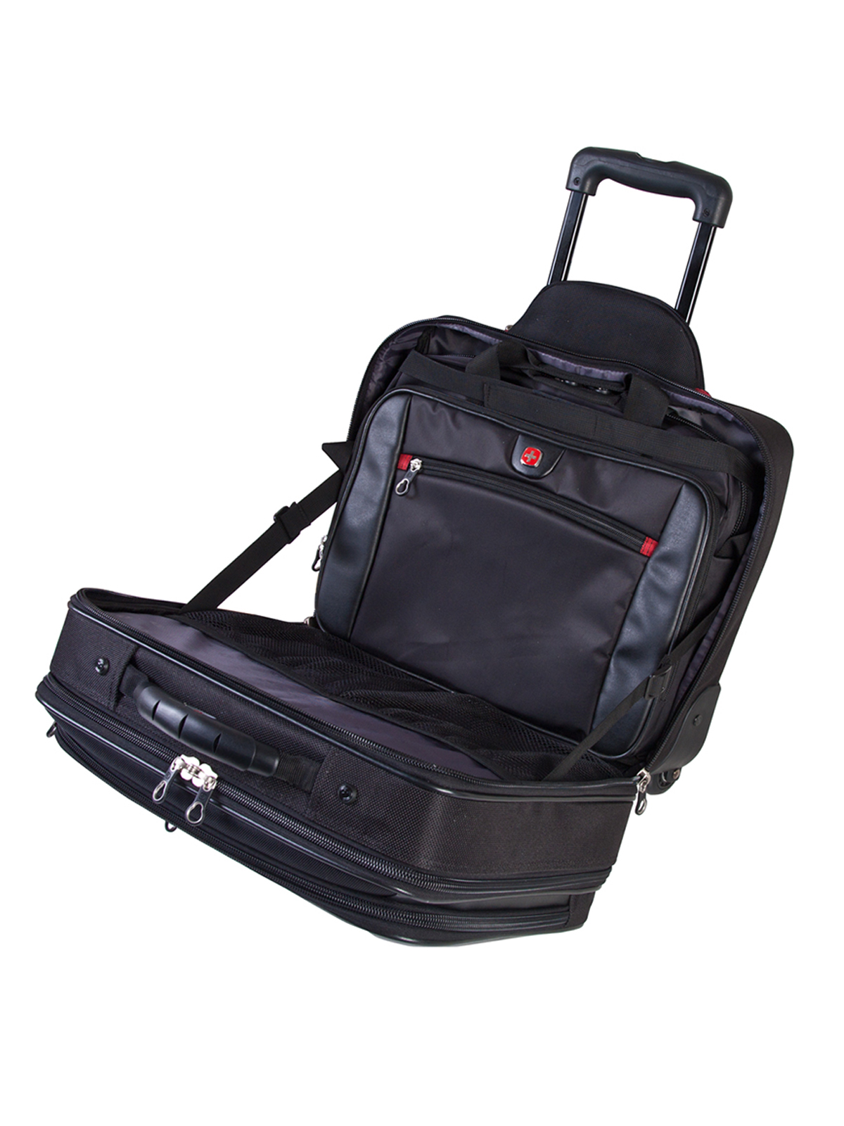 Swiss Gear Laptop Case Detachable Computer Bag Holiday