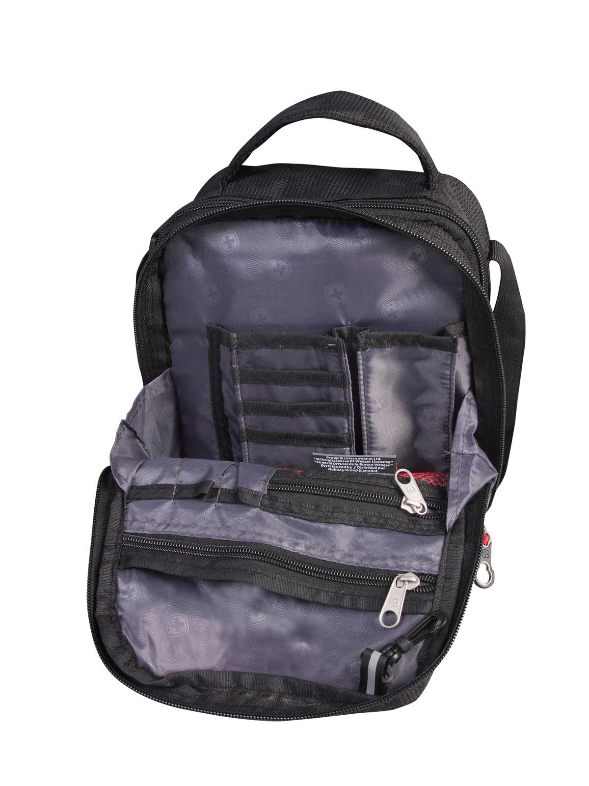swiss gear vertical boarding bag